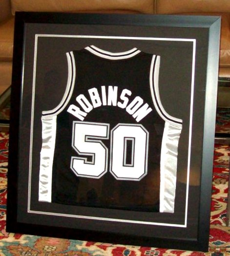 basketball shadow box how to frame a basketball jersey